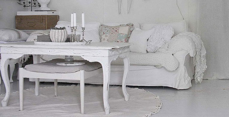 Lo stile shabby chic u arreda review